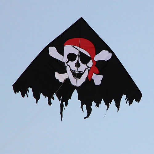 DELTA JOLLY ROGER BLACK (R2F)