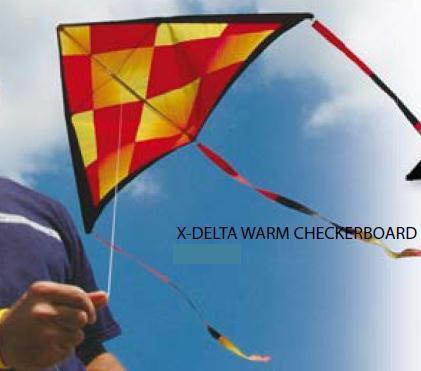 X-DELTA Warm Checkerboard (R2F)