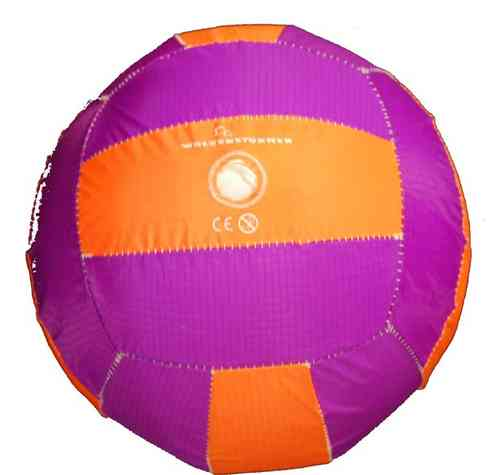 Balu- Der Pocketball - Volleyball lila / orange