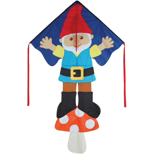Large Easy Flyer Gnome (R2F)
