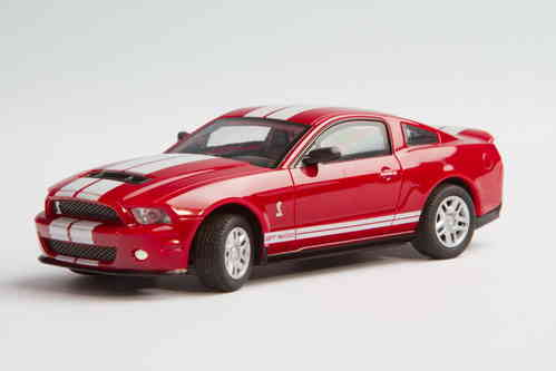 RC License Ed: Ford Mustang Shelby Rot GT500