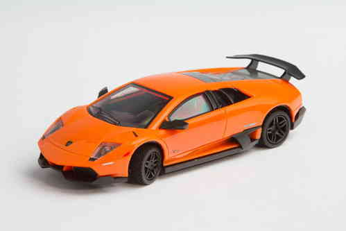 RC License Ed: Lamborghini Murcielago LP 670-4 - Orange
